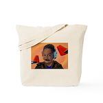 BabyAviator Tuskegee Red Tail Tote Bag