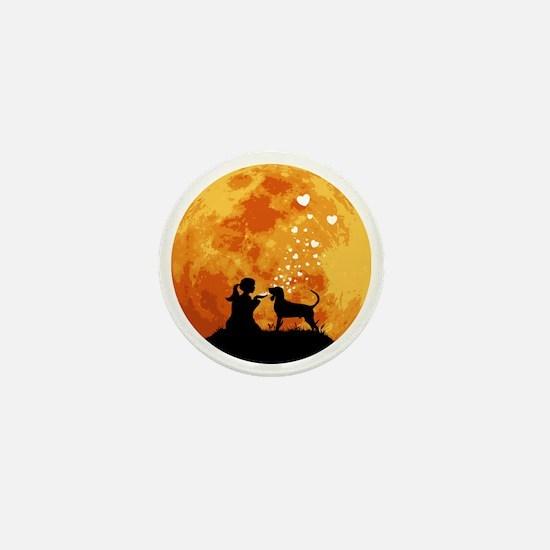 Black-&-Tan-Coonhound22 Mini Button