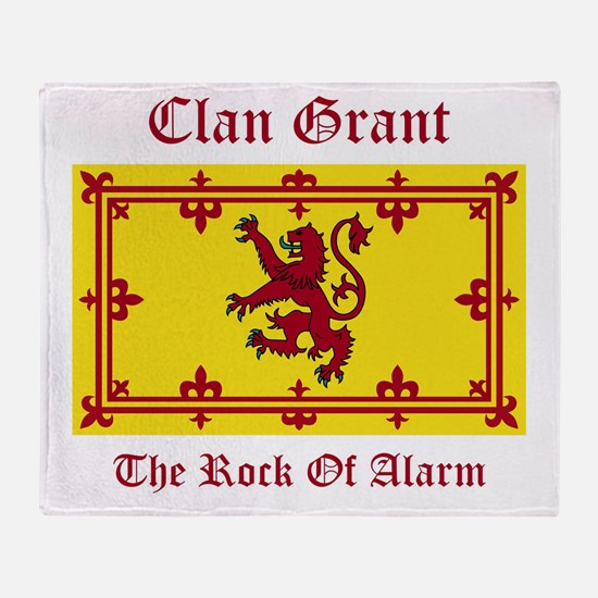 Grant Throw Blanket