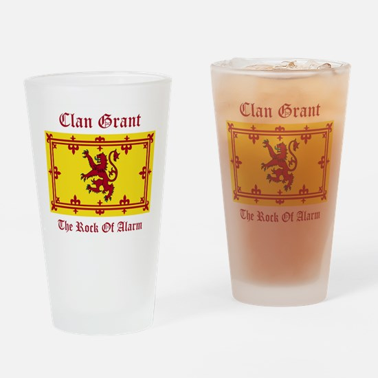Grant Drinking Glass