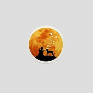Blackmouth-Cur22 Mini Button