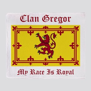 Gregor Throw Blanket