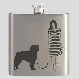 Bouvier-des-Flandres11 Flask