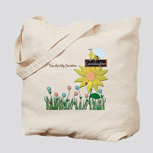 You Are My Sunshine Infant Blanket Tote Bag