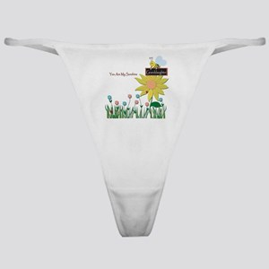 You Are My Sunshine Infant Blanket Classic Thong