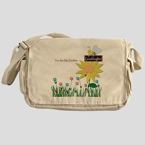 You Are My Sunshine Infant Blanket Messenger Bag