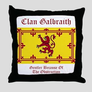 Galbraith Throw Pillow