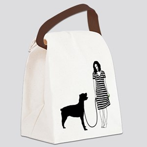 Cane-Corso11 Canvas Lunch Bag