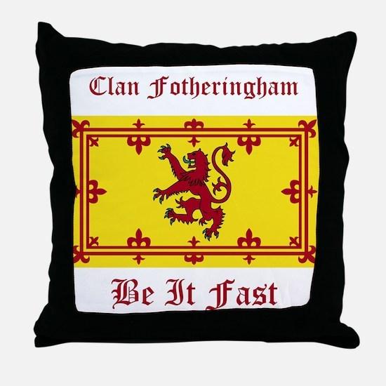 Fotheringham Throw Pillow
