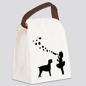 Cane-Corso28 Canvas Lunch Bag