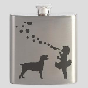 Cane-Corso28 Flask