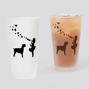 Cane-Corso28 Drinking Glass