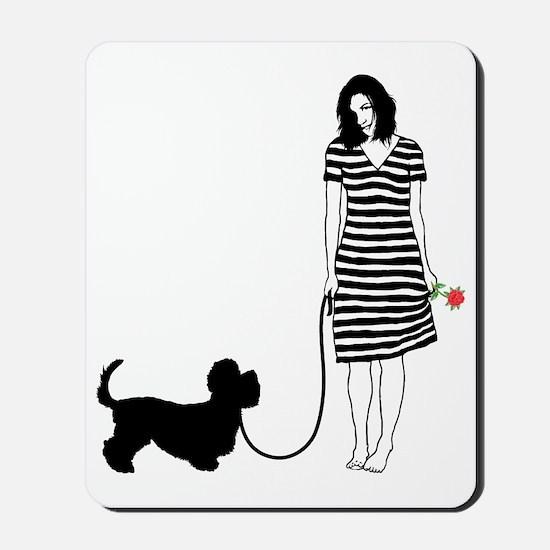 Dandie-Dinmont-Terrier11 Mousepad