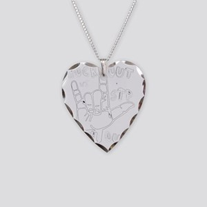 rockout2 Necklace Heart Charm