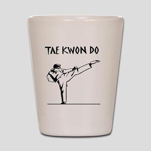 TAE KON DO Shot Glass