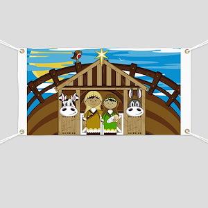 Nativity Poster Banner