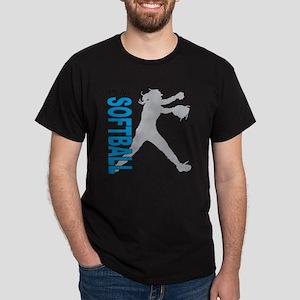 play softball Dark T-Shirt