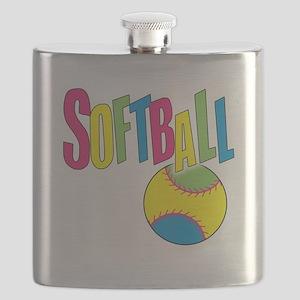 softball(blk) Flask