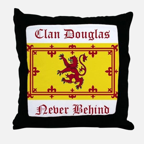 Douglas Throw Pillow
