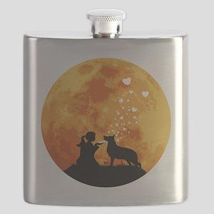German-Shepherd22 Flask