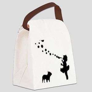 French-Bulldog28 Canvas Lunch Bag