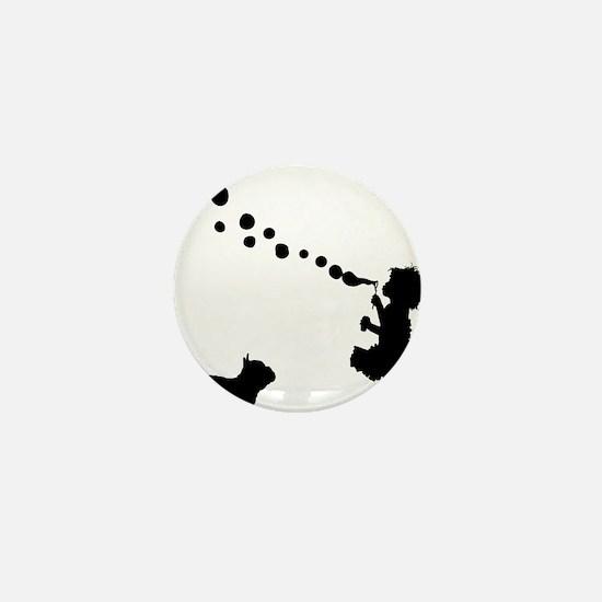 French-Bulldog28 Mini Button