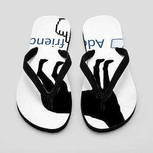 Greater-Swiss-Mountain-Dog13 Flip Flops
