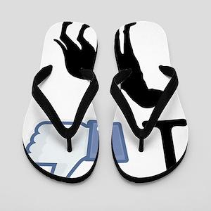 Greater-Swiss-Mountain-Dog26 Flip Flops