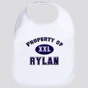 Property of rylan Bib