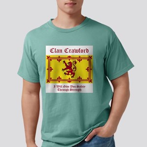 Crawford Mens Comfort Colors Shirt