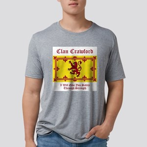 Crawford Mens Tri-blend T-Shirt