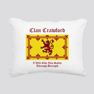 Crawford Rectangular Canvas Pillow