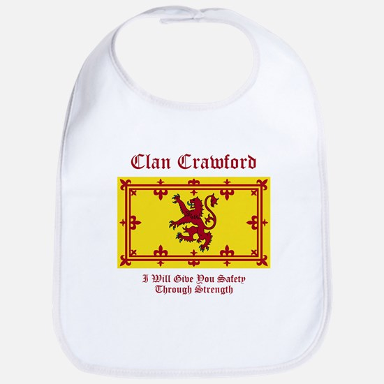 Crawford Cotton Baby Bib