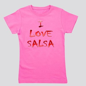 I LOVE SALSA CH  005 Girl's Tee