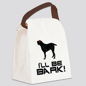 Spinone-Italiano24 Canvas Lunch Bag
