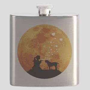 Spinone-Italiano22 Flask
