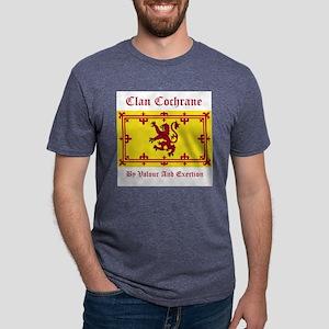 Cochrane Mens Tri-blend T-Shirt