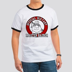 Official Old Fart - Master Baiter Ringer T