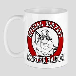 Official Old Fart - Master Baiter Mug