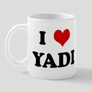 I Love YADI Mug