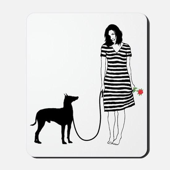 Manchester-Terrier11 Mousepad