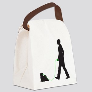 Maltese34 Canvas Lunch Bag