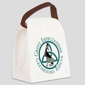 Circle Pip_celtic2a Canvas Lunch Bag