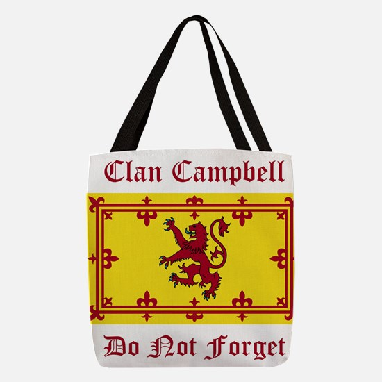 Campbell Polyester Tote Bag
