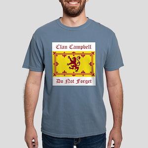 Campbell Mens Comfort Colors Shirt