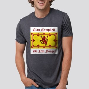 Campbell Mens Tri-blend T-Shirt