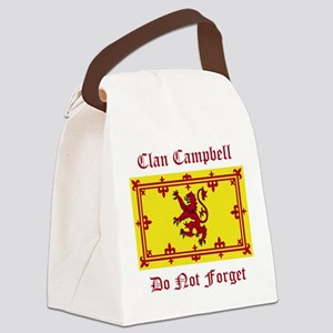 Campbell Canvas Lunch Bag