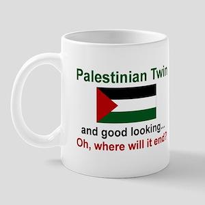 Palestine Twins-Good Lkg Mug