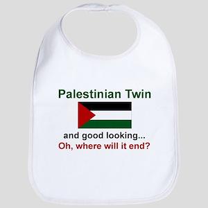 Palestine Twins-Good Lkg Bib