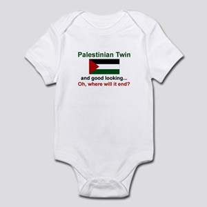 Palestine Twins-Good Lkg Infant Bodysuit